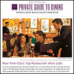 Private Guide to Dining
